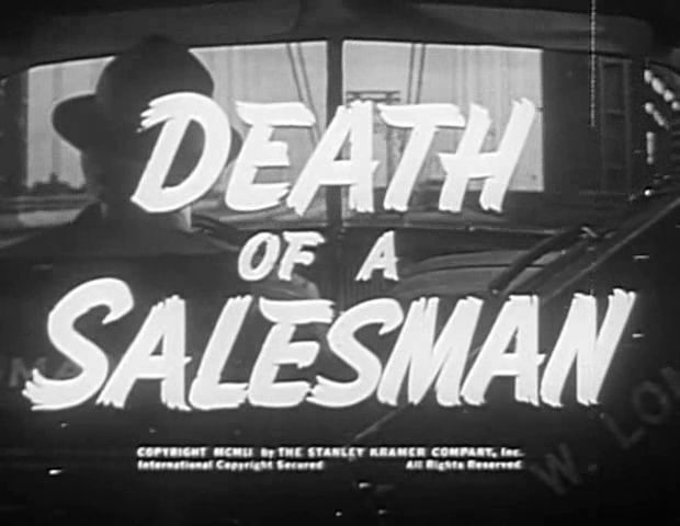 a movie review of death of a salesman directed by laszlo benedek