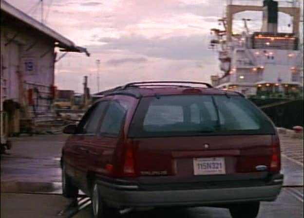 1986 ford taurus wagon in mission impossible. Black Bedroom Furniture Sets. Home Design Ideas