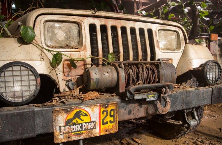 1992 Jeep Wrangler Sahara YJ In Jurassic