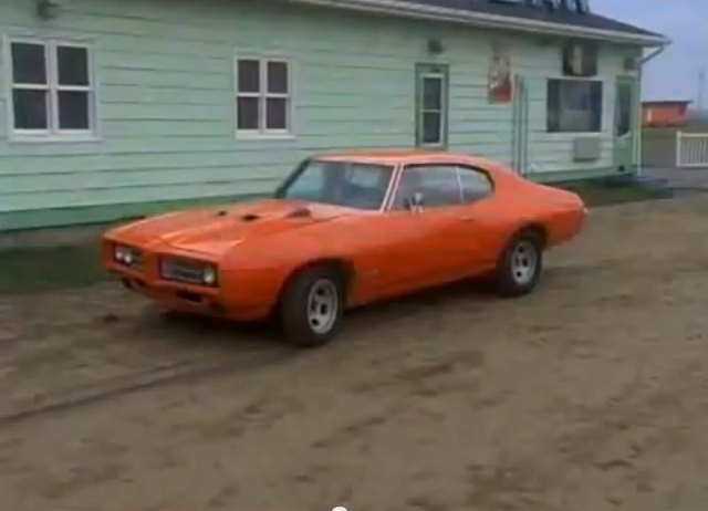 1969 pontiac gto in are you afraid of the dark 1990 2000. Black Bedroom Furniture Sets. Home Design Ideas