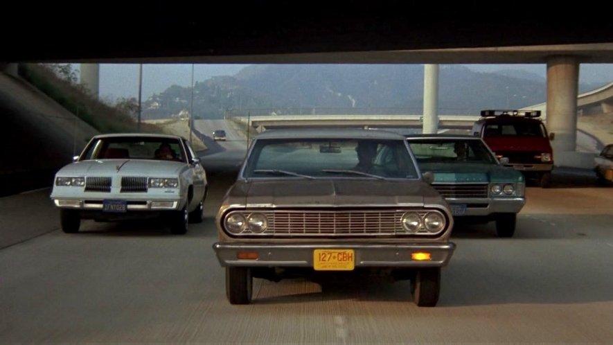 Imcdb Org  1964 Chevrolet Chevelle Malibu In  U0026quot Repo Man  1984 U0026quot