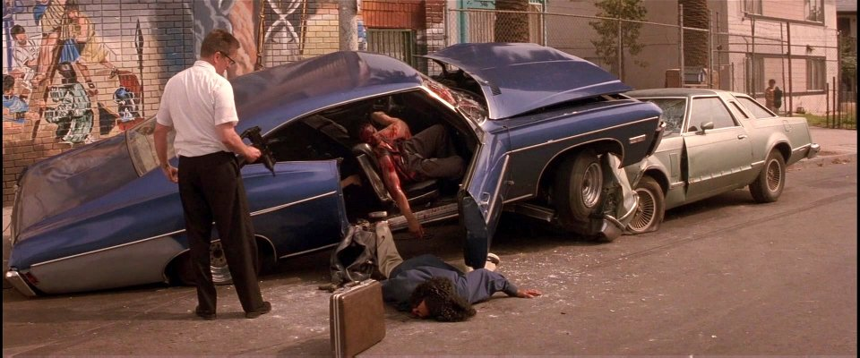 """2006 Chevrolet Impala Ss >> IMCDb.org: 1968 Chevrolet Impala Sport Coupe [16487] in """"Falling Down, 1993"""""""