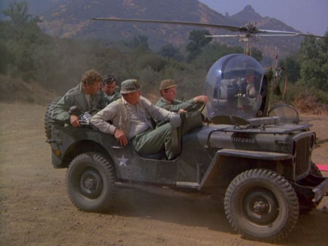 "North Point Jeep >> IMCDb.org: 1942 Willys MB 'Jeep' in ""M*A*S*H, 1972-1983"""