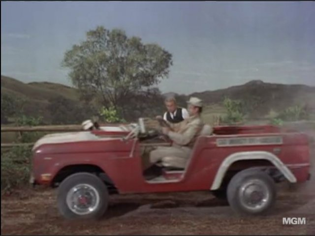 Imcdb Org 1968 Ford Bronco Roadster In Quot Green Acres 1965