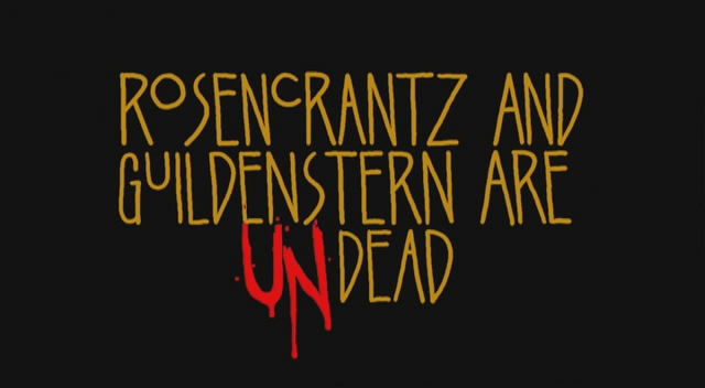rosencrantz and guildenstern are undead ending relationship