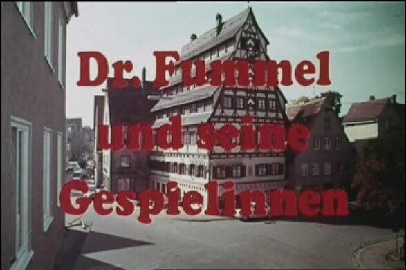 Imcdb Org Quot Dr Fummel Und Seine Gespielinnen 1970 Quot Cars