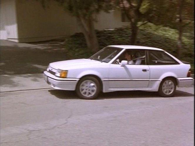 1996 ford eskort gt