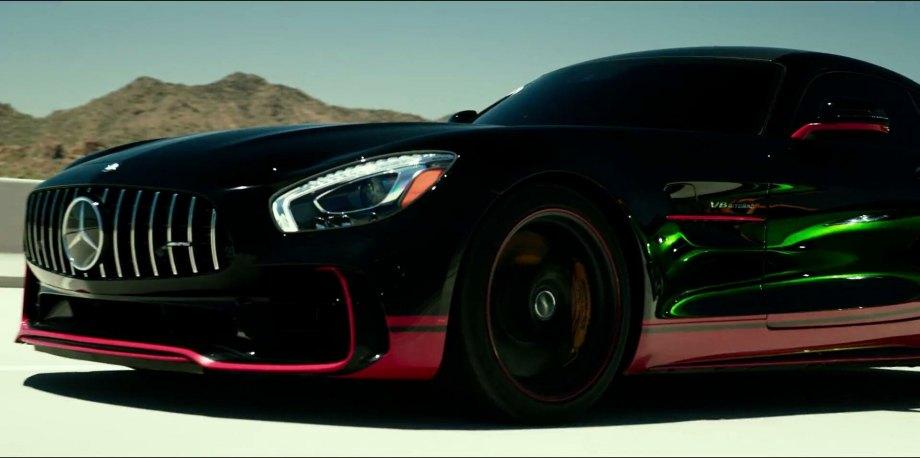 "Mercedes 190 Drift >> IMCDb.org: 2017 Mercedes-AMG GT R [C190] in ""Transformers: The Last Knight, 2017"""