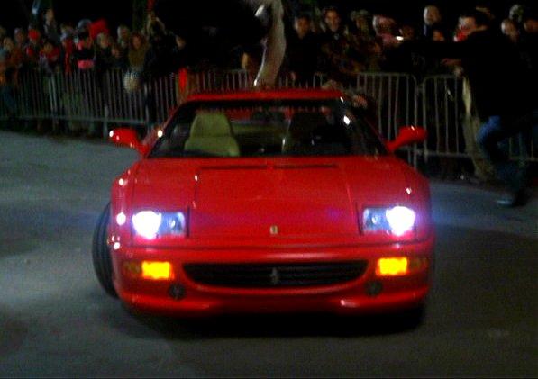 Imcdb Org Ferrari F355 Berlinetta In Quot Rollerball 2002 Quot