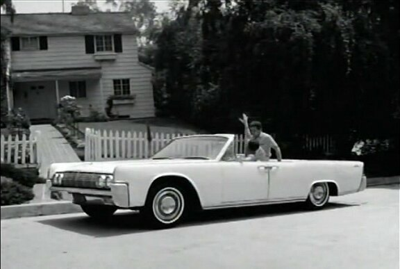 1964 lincoln continental four door convertible 74a in the. Black Bedroom Furniture Sets. Home Design Ideas