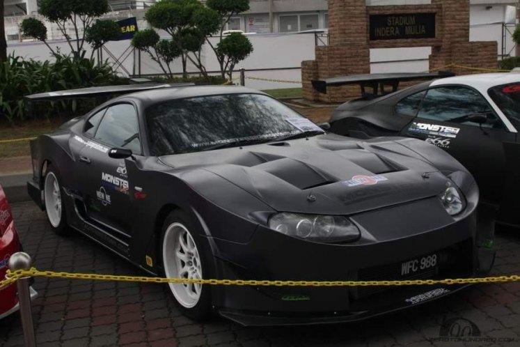 Imcdb Org Toyota Supra Mk Iv In Evolusi Kl Drift