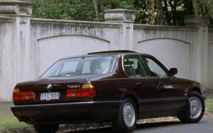 1990 bmw 730i e32 in stingers 1998 2004. Black Bedroom Furniture Sets. Home Design Ideas