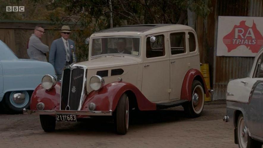 "Used Cars Atlanta >> IMCDb.org: 1934 Standard 16 in ""The Doctor Blake Mysteries, 2013-2018"""