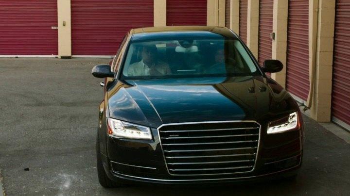 Imcdb Org 2015 Audi A8 Quattro D4 Typ 4h In Quot Ncis Los