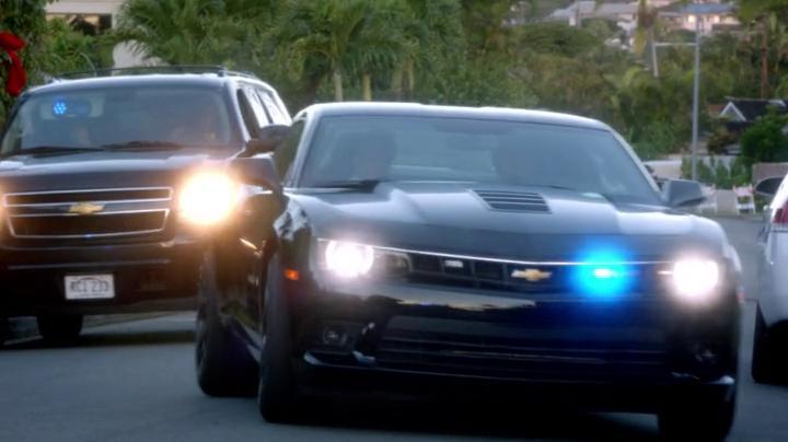 Imcdb Org 2014 Chevrolet Camaro Ss Dans Quot Hawaii Five 0