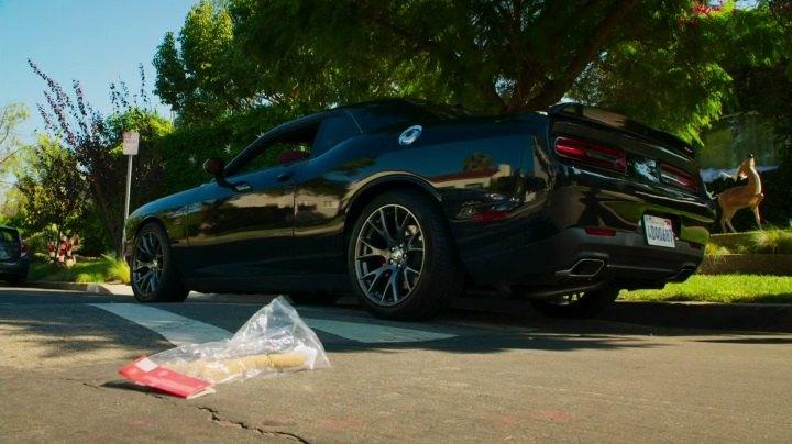 "IMCDb.org: 2015 Dodge Challenger SRT 392 [LA] in ""NCIS ..."