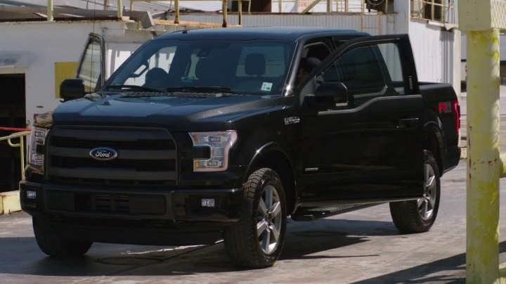 2015 ford f 150 lariat fx4 p552 in ncis new orleans 2014 2018. Black Bedroom Furniture Sets. Home Design Ideas