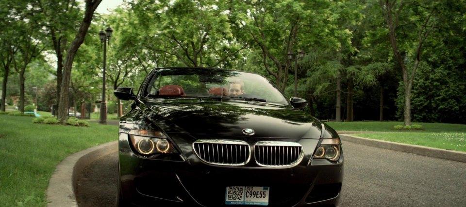 "IMCDb.org: BMW M6 [E64] in ""Brick Mansions, 2014"""