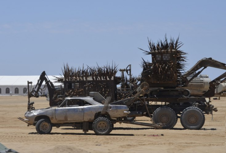 Imcdb Org 1968 Plymouth Barracuda In Quot Mad Max Fury Road