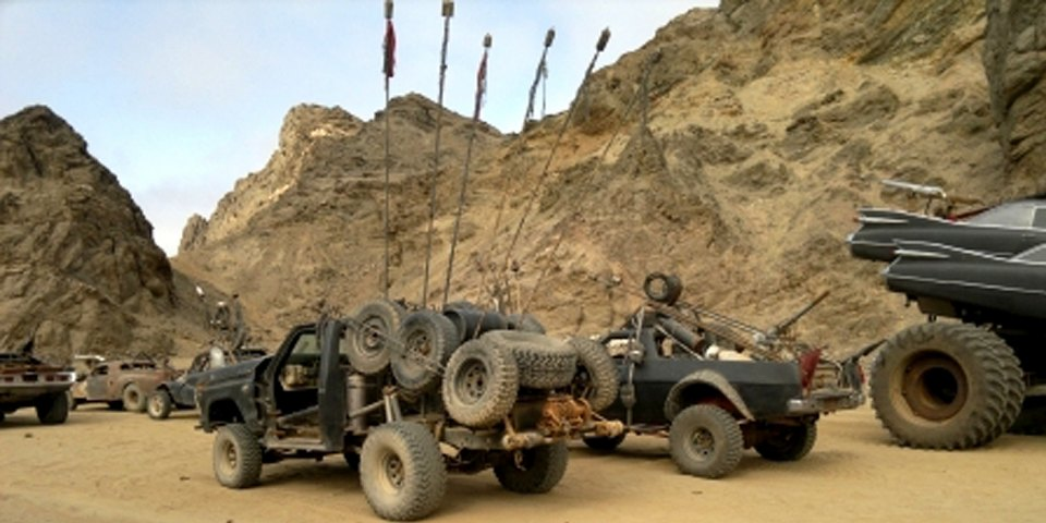 Mad Max 2015 And Vehicles Cars Used Turbozens