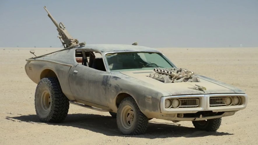 Imcdb Org 1971 Dodge Charger In Quot Mad Max Fury Road 2015 Quot