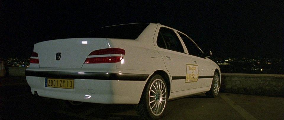 1999 peugeot 406 in taxi 3 2003. Black Bedroom Furniture Sets. Home Design Ideas