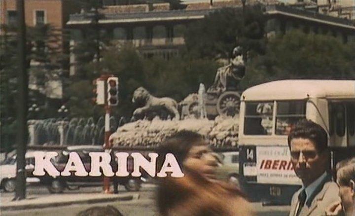"Karina Vlad Model Y 107: IMCDb.org: ""Los Chicos Del Preu, 1967"": Cars, Bikes"