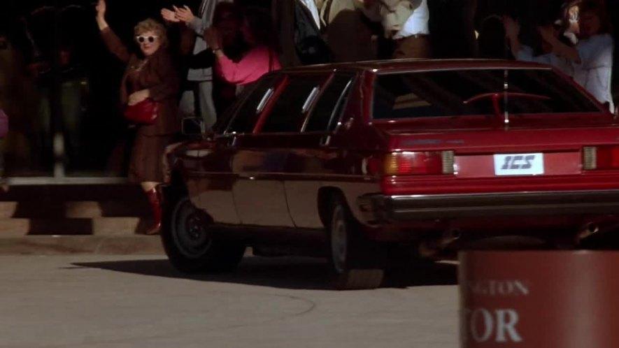 Imcdb Org 1987 Maserati Quattroporte Stretched Limousine