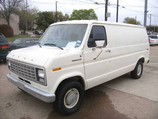 Ford E350 Van >> 1989 Ford Econoline 150 Van Interior Pictures to Pin on Pinterest - PinsDaddy