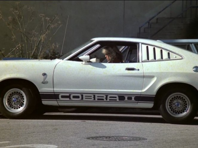 """IMCDb.org: 1976 Ford Mustang Cobra II in """"Charlie's Angels ..."""