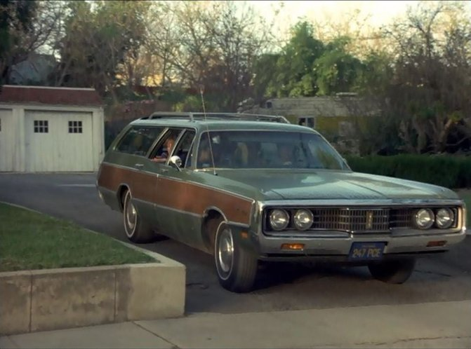 Eight on 1981 Chrysler Town And Country