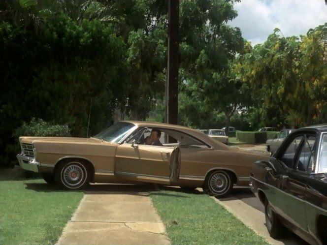 1967 ford galaxie 500 in hawaii five o 1968 1980. Black Bedroom Furniture Sets. Home Design Ideas