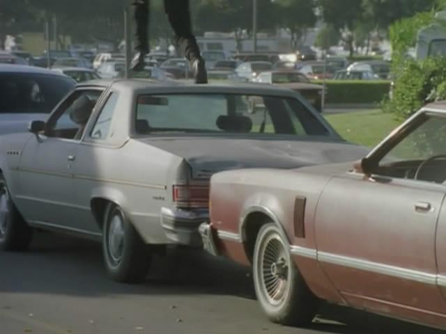 I on 2004 Buick Lesabre Vinyl Top
