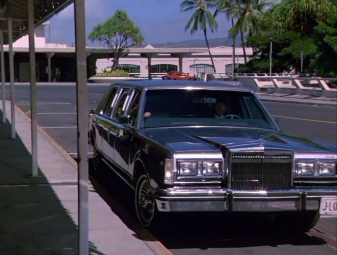 Imcdb Org 1981 Lincoln Town Car Stretched Limousine In