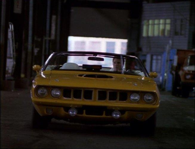 Orange Dodge Ram >> IMCDb.org: 1970 Plymouth Barracuda (as 1971 Hemi 'Cuda) in ...
