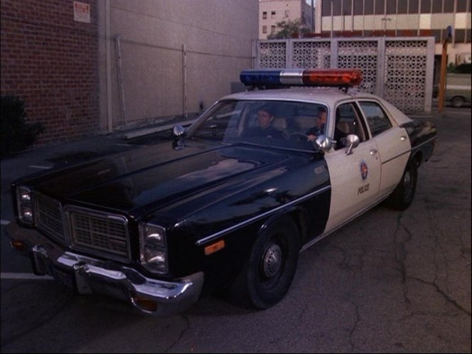 Purchase used Rare 1977 Mopar LAPD Plymouth Police Pursuit ... |Lapd 1977