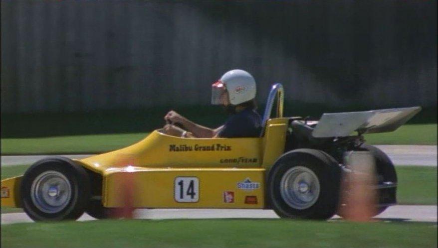 Malibu Grand Prix Race Cars