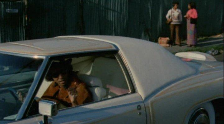 Imcdb Org 1972 Cadillac Fleetwood Eldorado Custom By