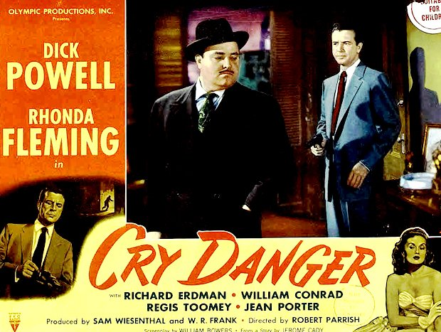 Imcdb Org Quot Cry Danger 1951 Quot Cars Bikes Trucks And