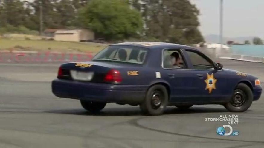 imcdb org  2006 ford crown victoria police interceptor  p71  in  u0026quot mythbusters  2003