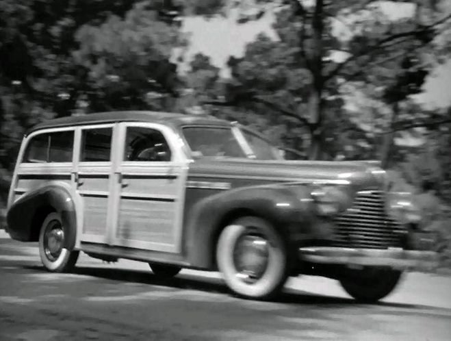 Imcdb 1940 Buick Super Estate Wagon 59 In Now Voyager 1942