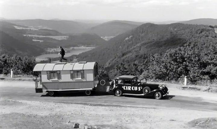 """Hispano-Suiza K6 - 1/24 (Boîte """"noire"""") 278840-HIS_AZC"""