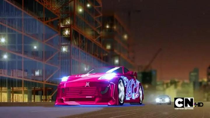 """2004 Nissan 350Z Coupe >> IMCDb.org: Nissan 350Z [Z33] in """"Sym-Bionic Titan, 2010-2011"""""""