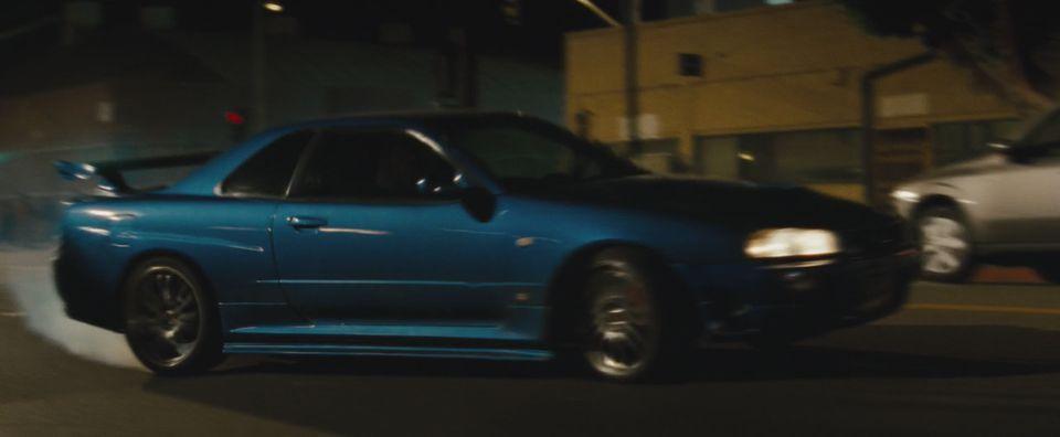 Imcdb 2002 Nissan Skyline Gt R R34 In Fast Furious 2009