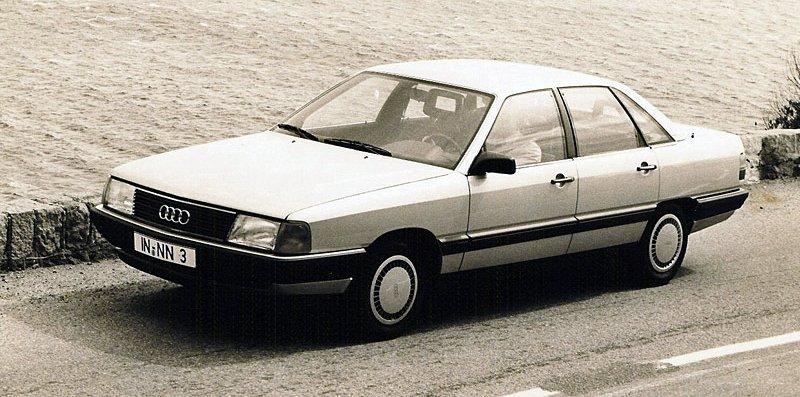 """IMCDb.org: 1983 Audi 100 C3 Typ 44 in """"Monster, 2004-2005"""""""