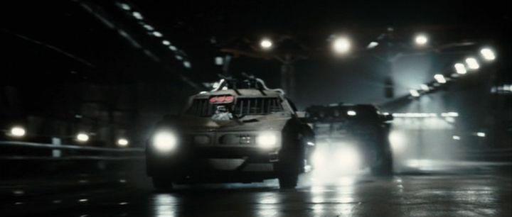 Imcdb Org Pontiac Firebird Trans Am In Quot Death Race 2008 Quot