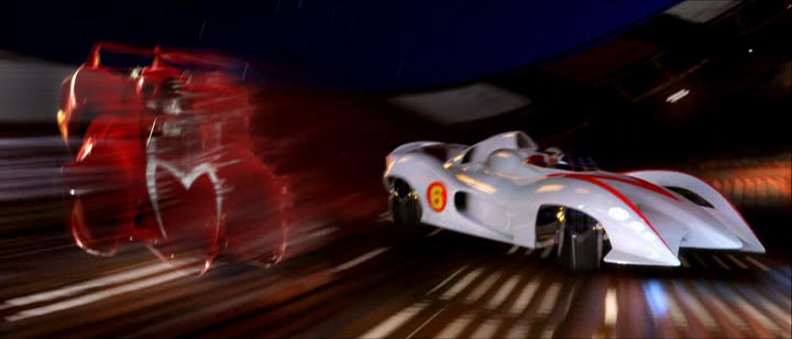 imcdborg made for movie mach 6 in quotspeed racer 2008quot