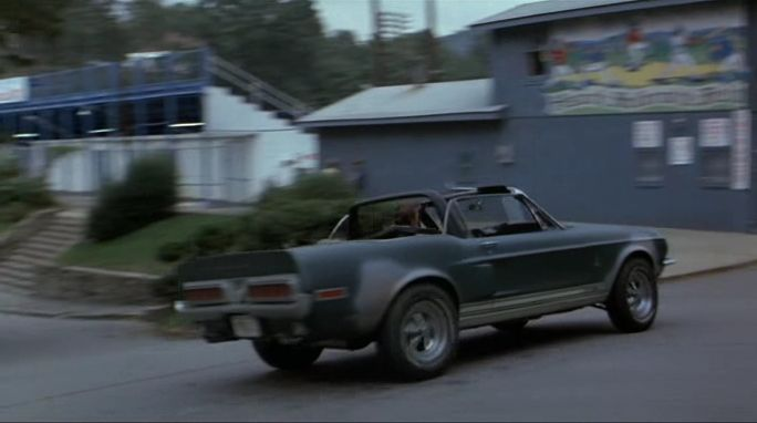 Imcdb Org 1968 Shelby Gt 500 Kr In Quot Bull Durham 1988 Quot