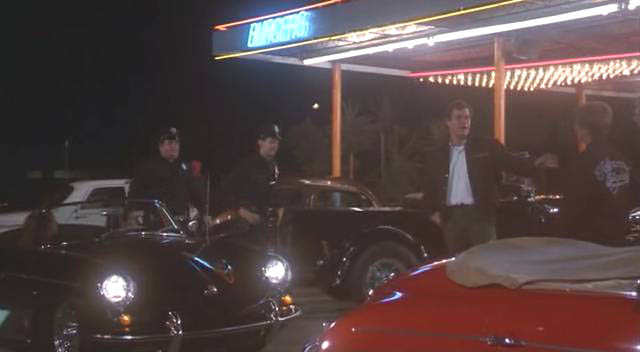 Imcdb Org Quot The Hollywood Knights 1980 Quot Cars Bikes