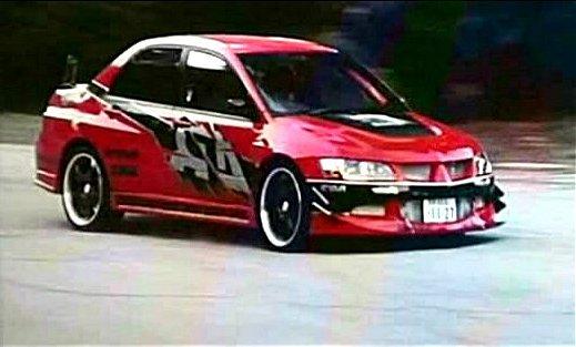 IMCDb.org: 2006 Mitsubishi Lancer Evolution IX GSR in